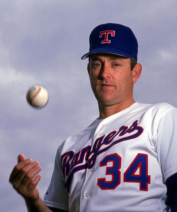 how many teams did nolan ryan play for