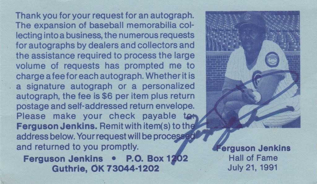 Jenkins policy for autograph requests