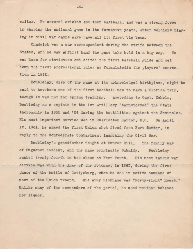 Final page -- More on Chadwick and Cartwright