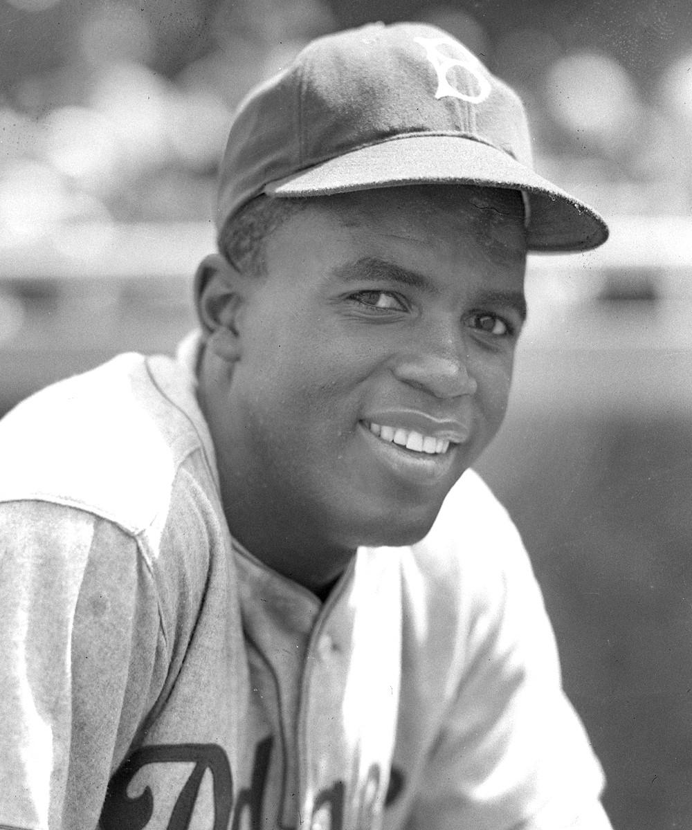 jackie robinson 1st person bio Mlb stars on no 42: what jackie robinson day means to us 488d espncom why position players pitching is kind of a fraud  jackie robinson can be that person.