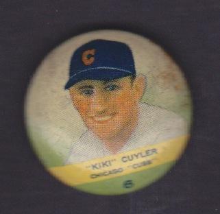 1932 Obit Gum pin