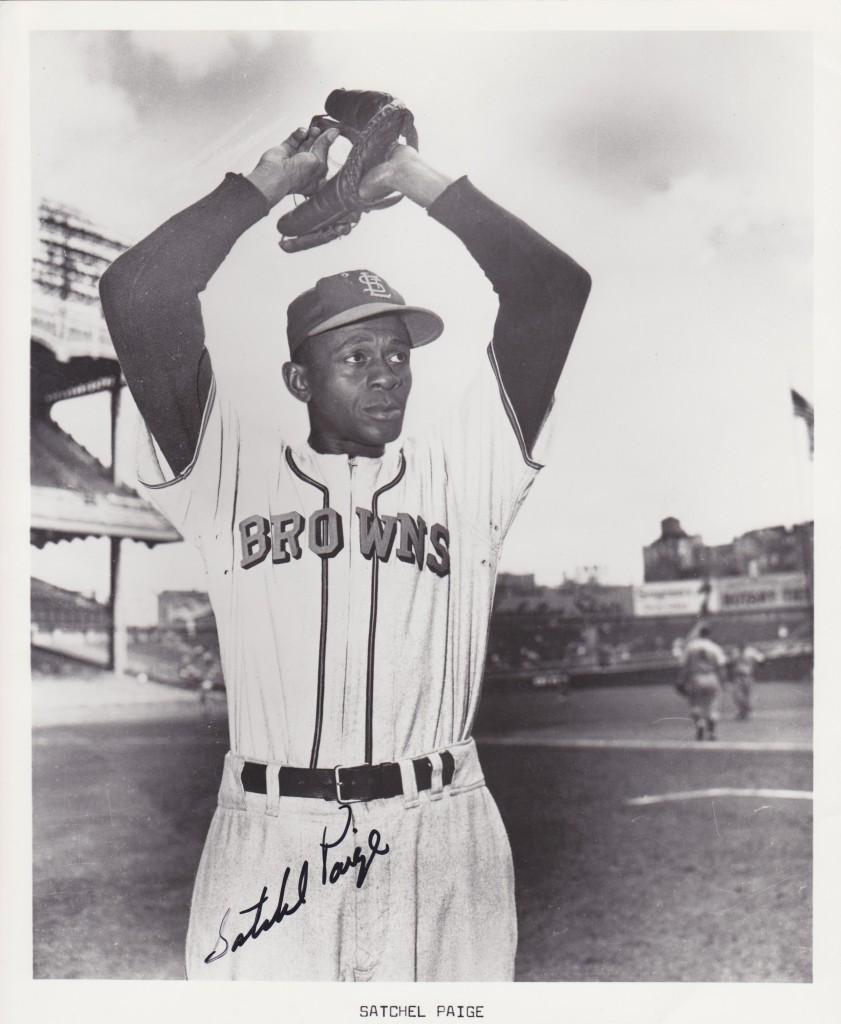 Paige had two All Star seasons in his three years with the St. Louis Browns