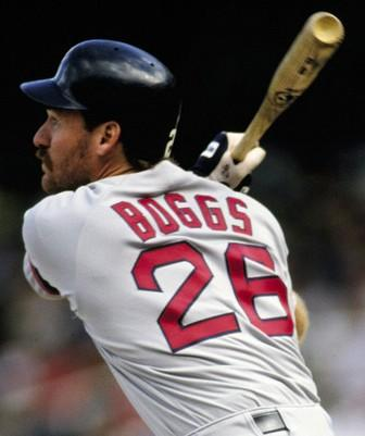 Wade Boggs Boston Red Sox
