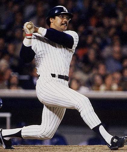Reggie Jackson Yankees