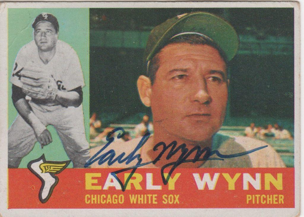 Wynn's final All Star appearance came in 1960