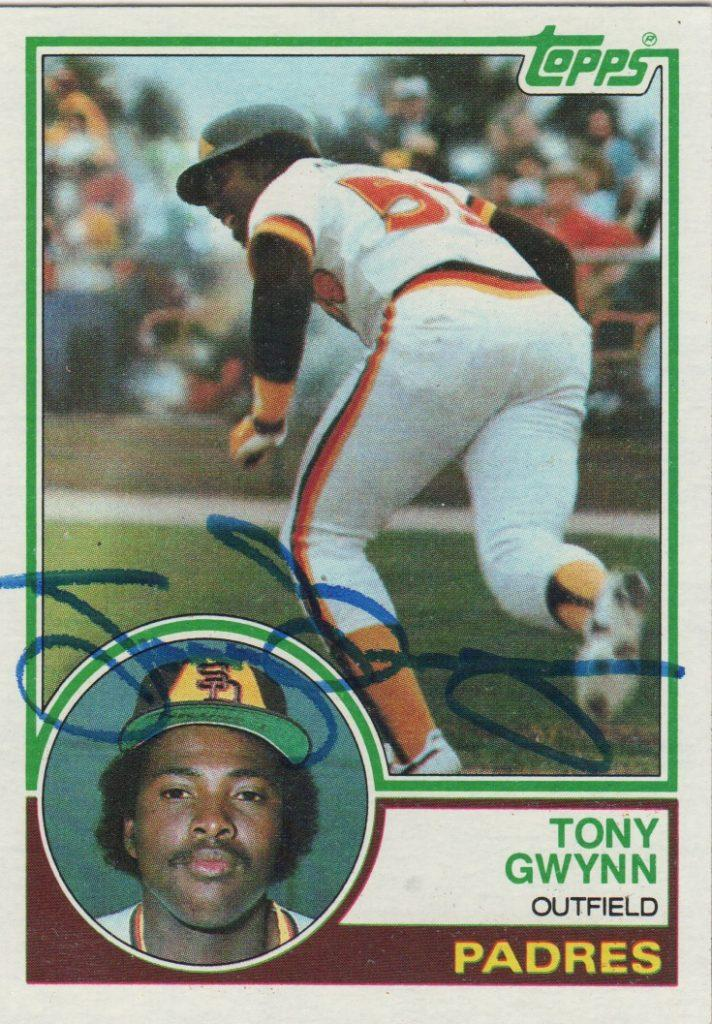 Tony Gwynn was an 8-time batting champ; he finished with 3,141 career hits
