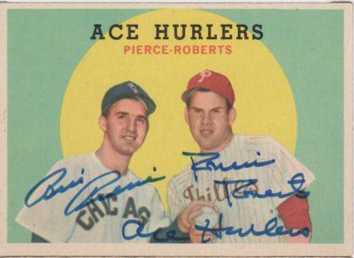 1959 Topps Ace Hurlers