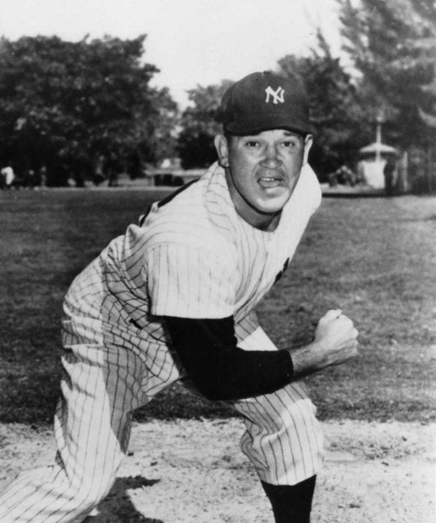 Allie Reynolds New York Yankees