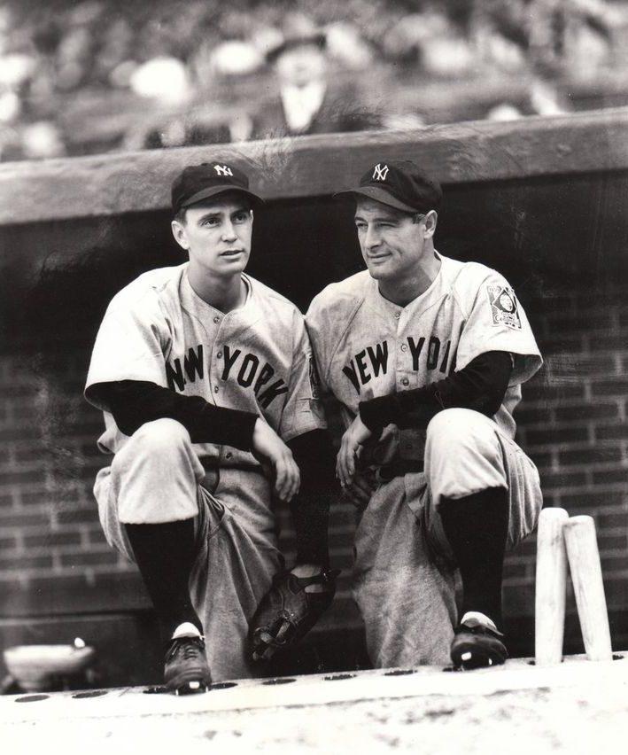 Babe Dahlgren Lou Gehrig.com