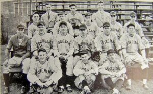 Vin Scully and Larry Miggins attended the same high school
