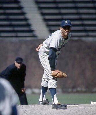 Sandy Koufax was one of the best ever