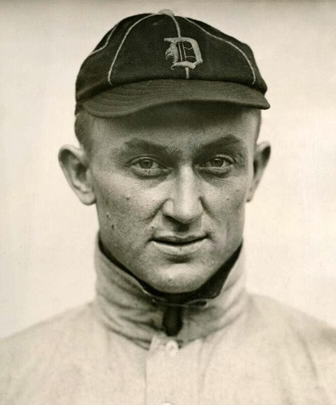 Tyrus Raymond Cobb