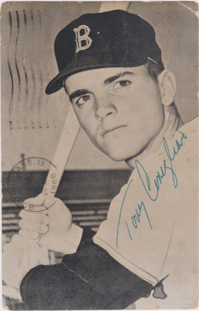 Tony Conigliaro was one of baseball's brightest stars
